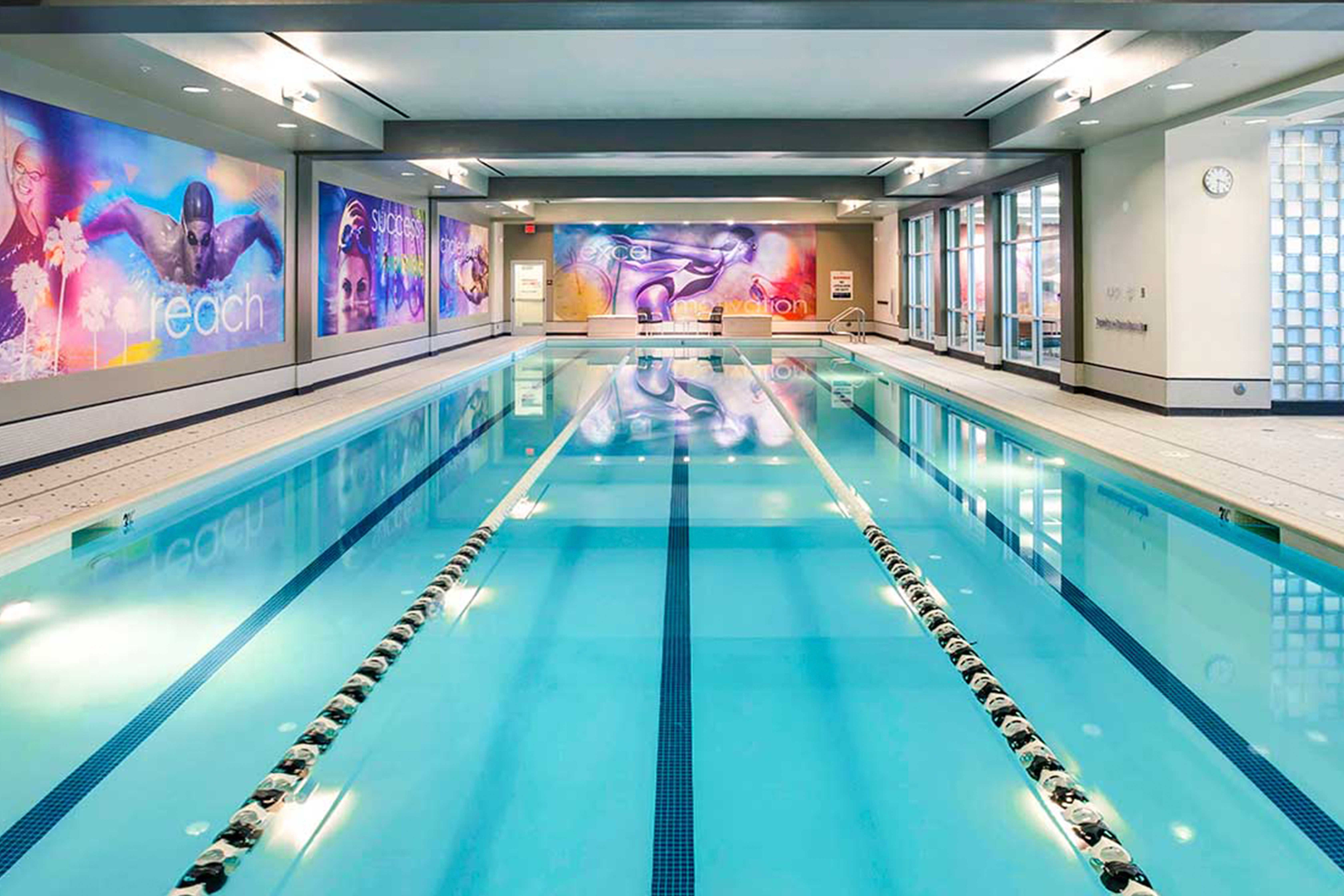 La Fitness Amenities Types Of Ancillary Services